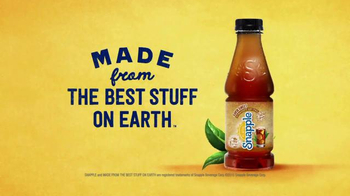 Snapple Straight Up Tea TV Spot, 'Keep Coming Back for More' - Thumbnail 6