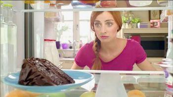 Dannon Light & Fit Greek Chocolate On Top TV Spot, 'Chocolatey Good'