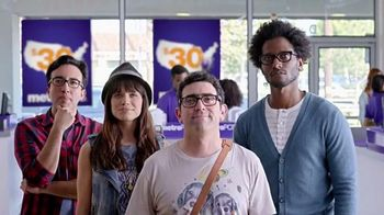 MetroPCS TV Spot, 'Selfies'