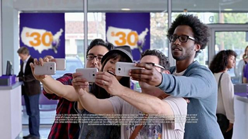MetroPCS TV Spot, 'Selfies' - Thumbnail 8