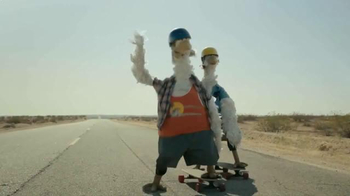 Foster Farms Fresh & Natural Chicken TV Spot, 'Skateboarding Chickens' - Thumbnail 7