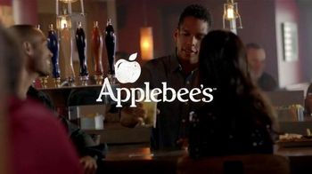 Applebee's Half Price Apps TV Spot, 'Favorite Apps Twice a Day' - Thumbnail 1