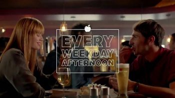 Applebee's Half Price Apps TV Spot, 'Favorite Apps Twice a Day' - Thumbnail 4