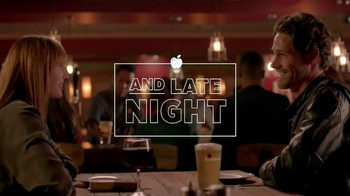 Applebee's Half Price Apps TV Spot, 'Favorite Apps Twice a Day' - Thumbnail 5