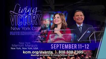 Kenneth Copeland Ministries TV Spot, '2015 KCM Events: September' - Thumbnail 2