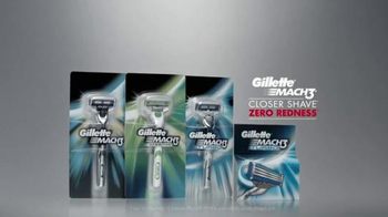 Gillette Mach3 Turbo TV Spot, 'Ten Shaves' Song by Underworld - Thumbnail 8