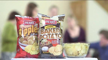 Herr's Potato Chips TV Spot, 'Add Flavor'