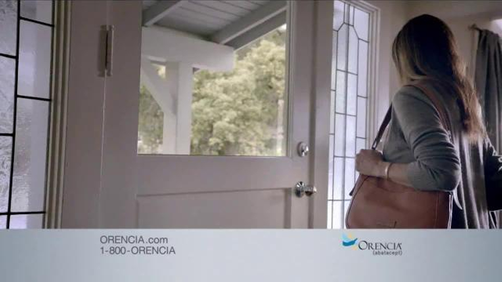 Orencia TV Commercial, 'Targeting the Source of Symptoms'