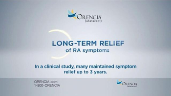 Orencia TV Spot, 'Targeting the Source of Symptoms' - Thumbnail 4
