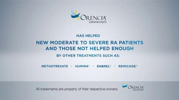 Orencia TV Spot, 'Targeting the Source of Symptoms' - Thumbnail 5