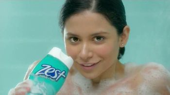Zest Cocoa Butter and Shea TV Spot, 'Clean and Soft'