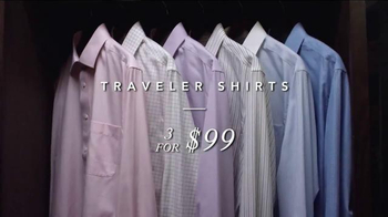 JoS. A. Bank TV Spot, 'Summer Savings: Traveler Shirts' - Thumbnail 3
