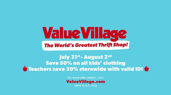 Value Village TV Spot, 'Something Different at Value Village' - Thumbnail 8