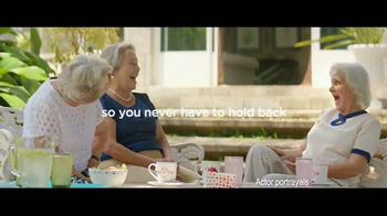 Super PoliGrip TV Spot, 'Never Hold Back' - Thumbnail 3