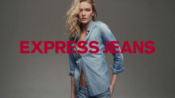 Express TV Spot, 'Jeans' Featuring Karlie Kloss, Song by Saint Motel - Thumbnail 1