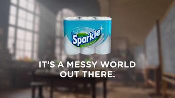 Sparkle Towels TV Spot, 'Professor' - Thumbnail 8
