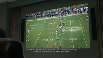 DIRECTV NFL Sunday Ticket TV Spot, 'Arts and Craftsy Tony Romo' - Thumbnail 2