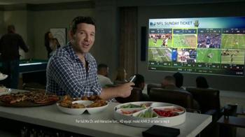 DIRECTV NFL Sunday Ticket TV Spot, 'Arts and Craftsy Tony Romo' - Thumbnail 4