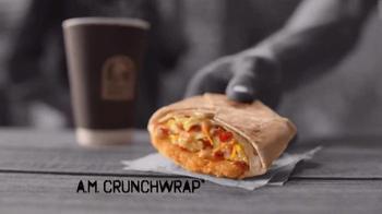 Taco Bell A.M. Crunchwrap TV Spot, 'Breakfast Defectors: Anita and Lonita' - Thumbnail 4
