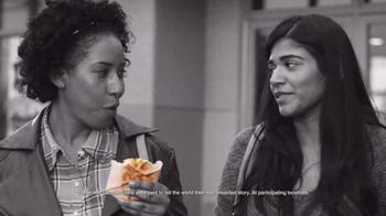 Taco Bell A.M. Crunchwrap TV Spot, 'Breakfast Defectors: Anita and Lonita' - Thumbnail 5