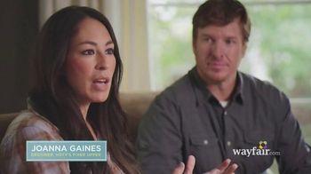 Wayfair TV Spot, 'HGTV: The Story of Home'