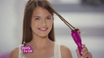 Conair Quick Twist TV Spot, 'Get Your Twist On'