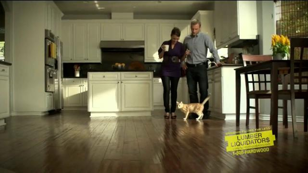 Lumber Liquidators Hardwood Flooring Clearance Sale TV Commercial,  U0027Varietyu0027   ISpot.tv