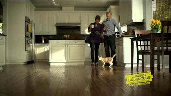 Lumber Liquidators Hardwood Flooring Clearance Sale TV Spot, 'Variety'