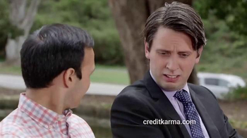 Credit Karma TV Spot, 'Big Job Interview'