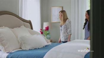Wayfair TV Spot, 'Joanna's Design Story' Feat. Joanna Gaines, Chip Gaines - Thumbnail 3