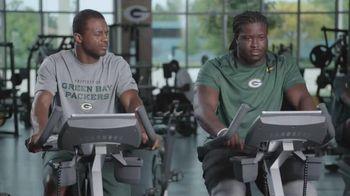 NFL Fantasy Football TV Spot, 'Gym' Featuring Randall Cobb, Eddie Lacy - Thumbnail 1