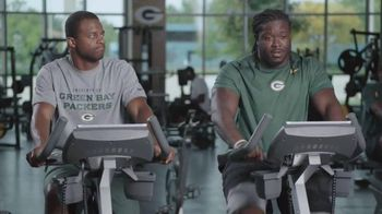 NFL Fantasy Football TV Spot, 'Gym' Featuring Randall Cobb, Eddie Lacy - 415 commercial airings