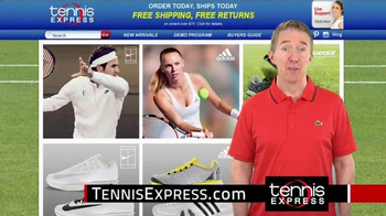 Tennis Express TV Spot, 'Gear Up'