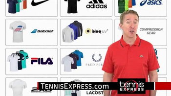 Tennis Express TV Spot, 'Gear Up' - Thumbnail 2