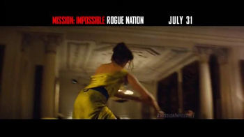 Mission: Impossible - Rogue Nation - Alternate Trailer 32