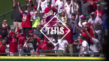 Major League Baseball TV Spot, '#THIS: Grand Slam Into Trout Net' - 9 commercial airings