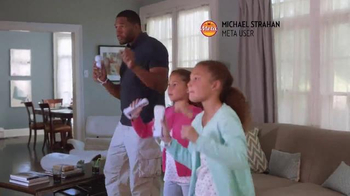 Metamucil TV Spot, 'Two Reasons' Featuring Michael Strahan - 5671 commercial airings