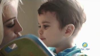 All Free Clear Detergent TV Spot, 'True Stories: Amber' - Thumbnail 2