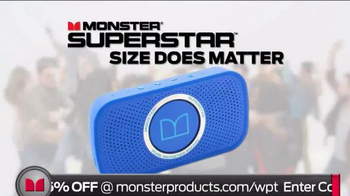 Monster SuperStar TV Spot, 'House Party' Featuring Shaquille O'Neal - Thumbnail 5