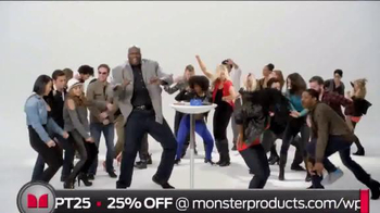 Monster SuperStar TV Spot, 'House Party' Featuring Shaquille O'Neal - Thumbnail 3