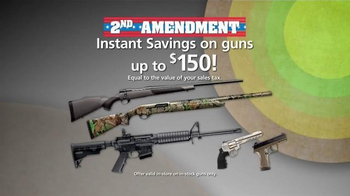 Bass Pro Shops NRA Freedom Days TV Spot, 'Tradition' - Thumbnail 4