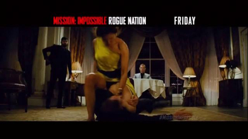 Mission: Impossible - Rogue Nation - Alternate Trailer 44
