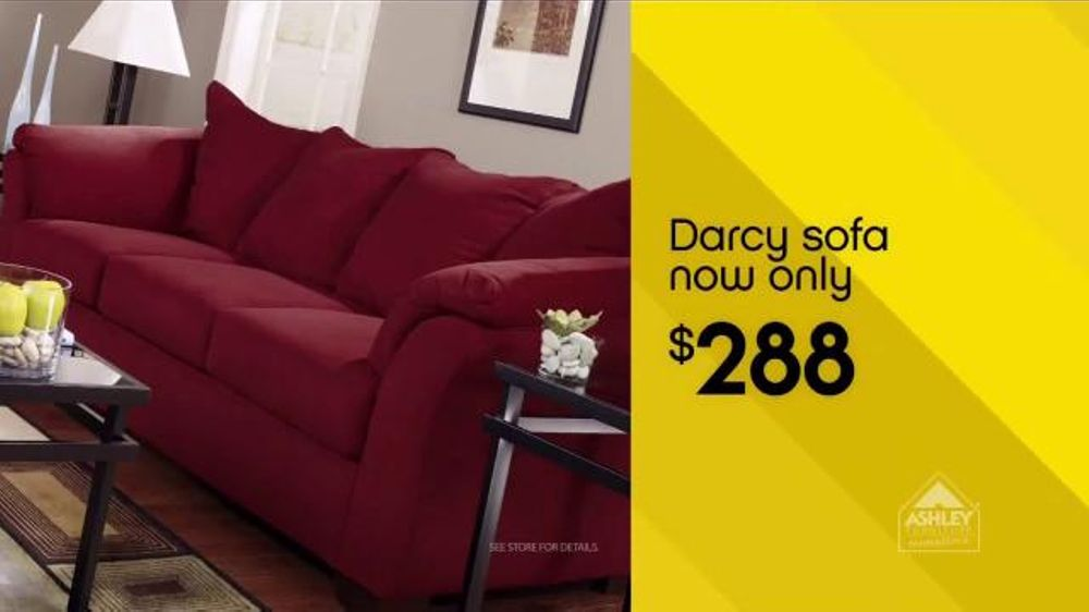 Ashley Furniture Homestore National Sale Clearance Event Tv
