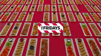 TGI Friday's Endless Apps TV Spot, 'They're Back' - Thumbnail 10