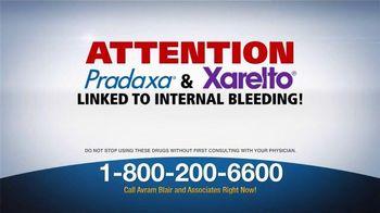 Avram Blair & Associates TV Spot, 'Internal Bleeding'