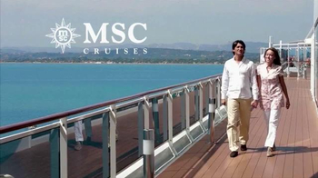 MSC Cruises TV Spot, 'Cruise Along' Song by Mungo Jerry - Thumbnail 2