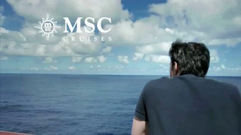 MSC Cruises TV Spot, 'Cruise Along' Song by Mungo Jerry - Thumbnail 3