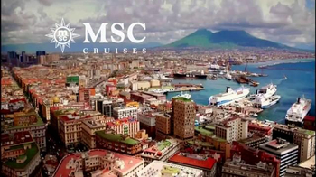 MSC Cruises TV Spot, 'Cruise Along' Song by Mungo Jerry - Thumbnail 4