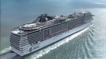 MSC Cruises TV Spot, 'Cruise Along' Song by Mungo Jerry - Thumbnail 6