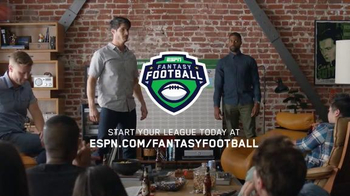 ESPN Fantasy Football TV Spot, 'That's Why You Can Draft From Your Phone' - Thumbnail 8